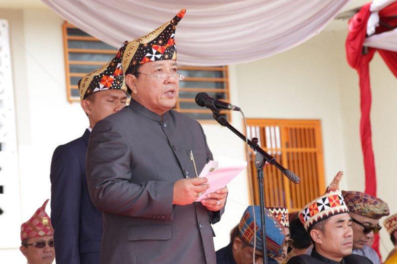 Gubernur Lampung Arinal Djunaidi buka Liwa Fair 2019