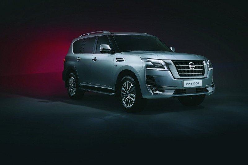 Tampilan baru SUV Nissan Patrol 2020