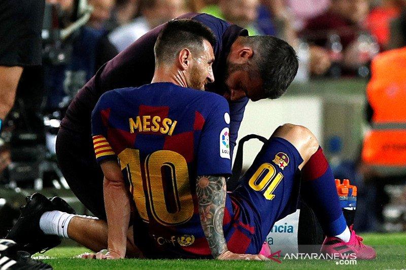 Messi datang, Barca cemerlang