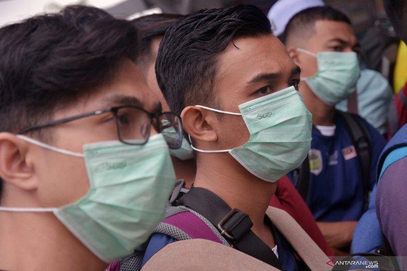 Dinkes Palembang imbau masyarakat gunaan masker cegah ISPA