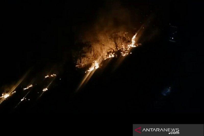 Terjadi 100 peristiwa kebakaran di Cianjur sepanjang tahun ini
