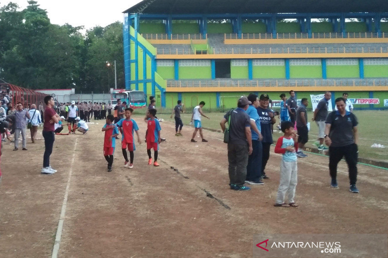 Pemkab Kudus usulkan pembangunan lintasan atletik di Stadion Wergu