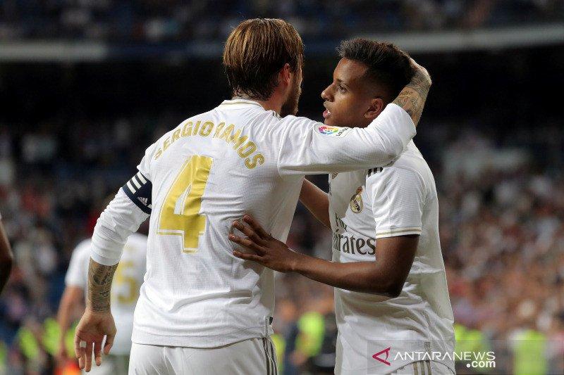 Real Madrid menang mudah atas Osasuna walau tak diperkuat Bale, Hazard dan Benzema