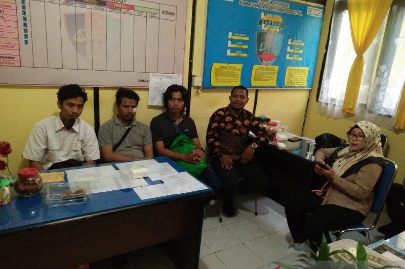 LBH Pers resmi laporkan oknum polisi pelaku kekerasan jurnalis di Makassar