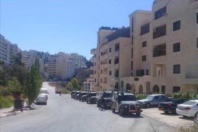 Israel akan sita 600 dunum lahan Palestina di Nablus-Jerusalem