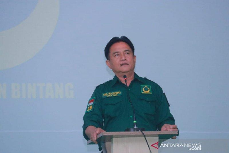 Yusril sebut putusan MA bukan perkara menang kalah Jokowi-Ma