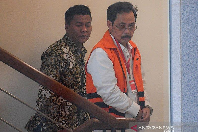 KPK periksa enam saksi kasus korupsi Nurdin Basirun