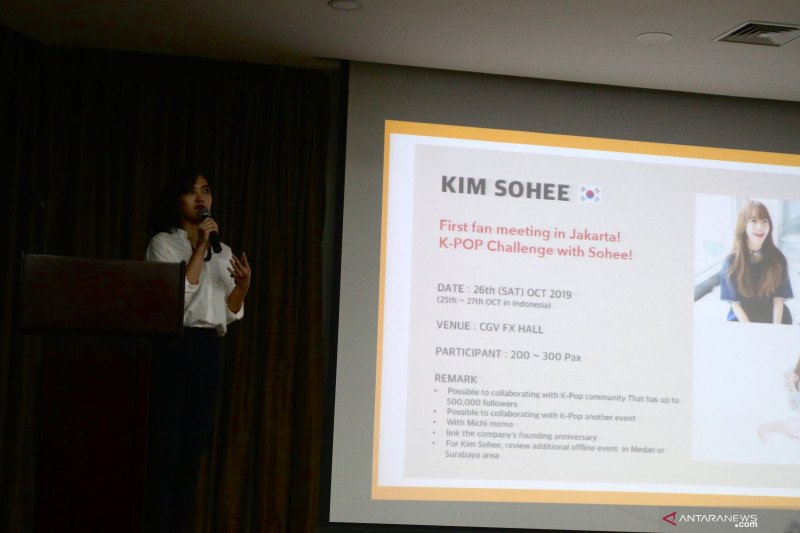 Film Indonesia dan Korsel tayang di lima kota selama KIFF 2019