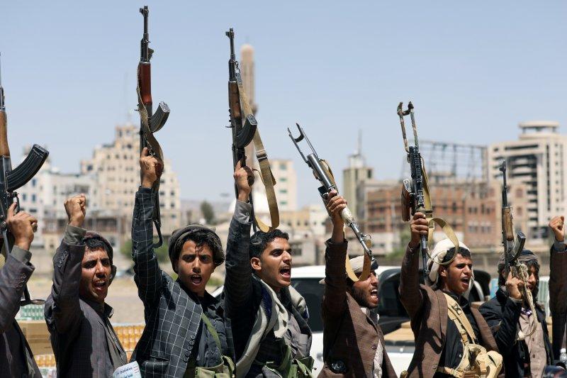 Pasukan koalisi pimpinan Saudi gagalkan serangan Houthi di Laut Merah