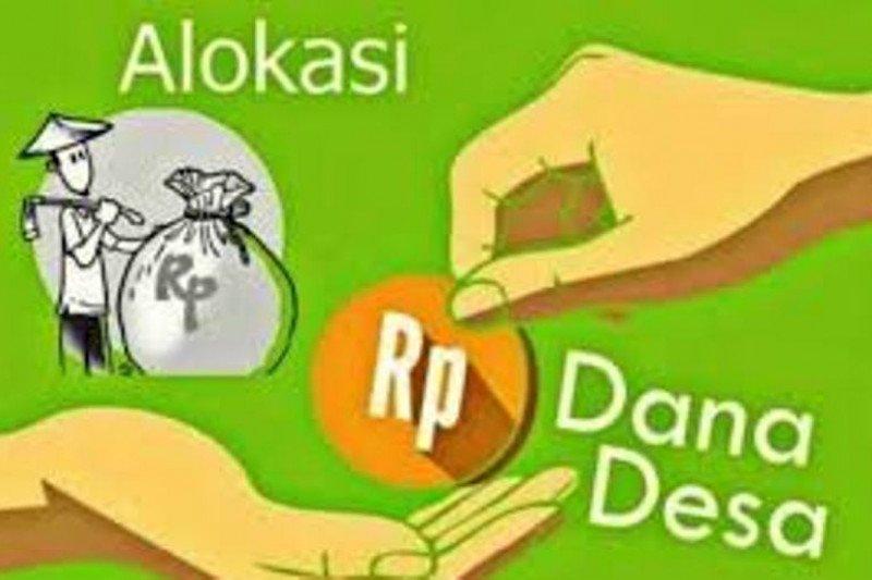 DSPMD desak desa di Barsel sampaikan laporan output DD tahap I dan II
