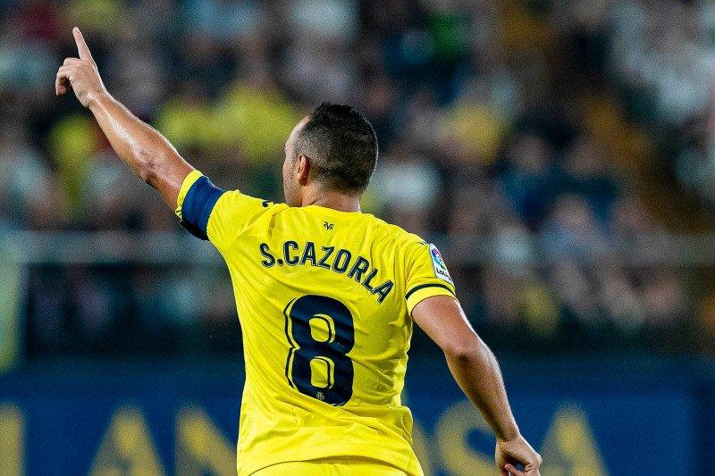 Villarreal menang  5-1 atas Betis