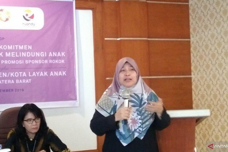 Jumlah anak perokok di Indonesia terus meningkat