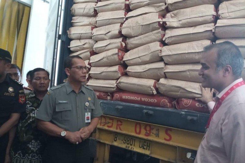 Kementerian Pertanian siapkan kemudahan ekspor kakao olahan
