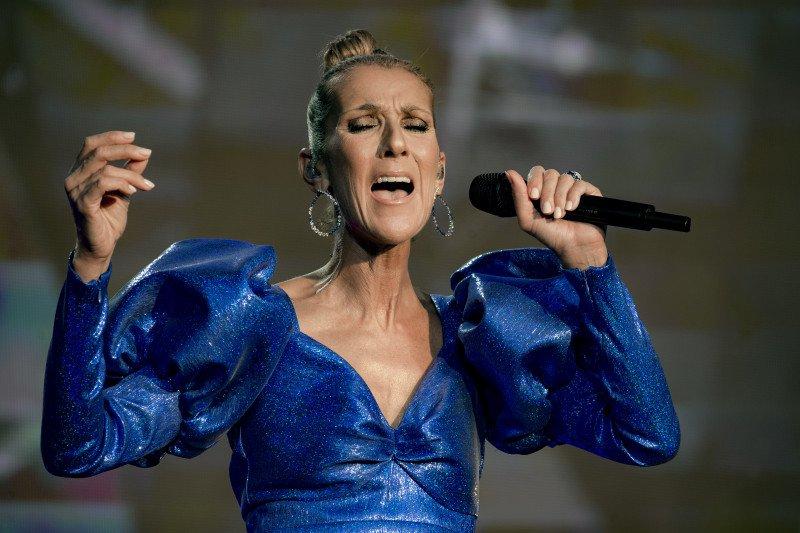 Celine Dion meraih gelar doktor kehormatan dari Berklee College of Music