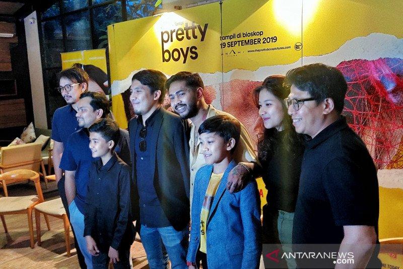 """Film """"Pretty Boys"""" ditonton 500 ribu orang dalam 11 hari"""