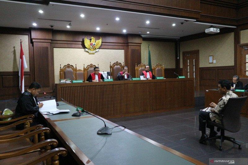 Jaksa KPK minta Rommy tak bawa ajaran agama dalam perkara korupsi