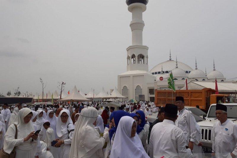 Paket wisata Masjid Sultan Batam favorit bagi wisman