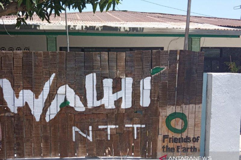 Walhi NTT desak pemerintah lebih serius tangani kerusakan lingkungan