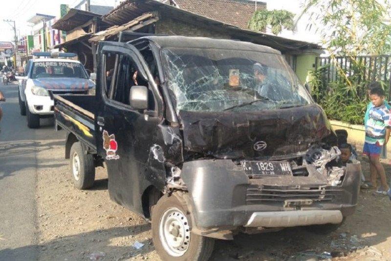 Kecelakaan di Tayu Pati, sopir Grand Max tewas