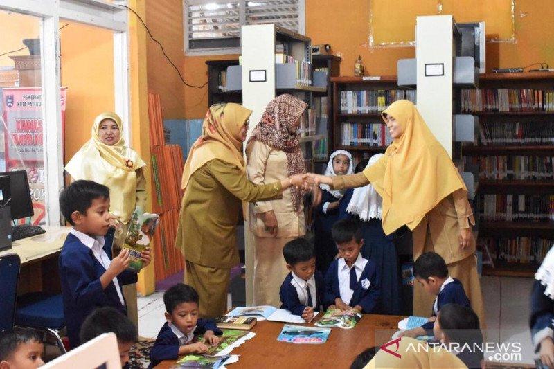 Kunjungan perpustakaan Payakumbuh sekitar 60 orang per hari