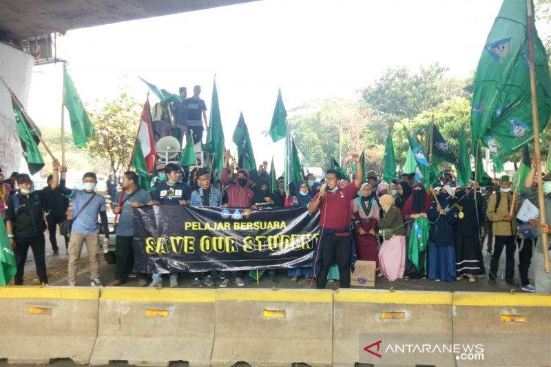 HMI Bogor dukung Presiden terbitkan Perppu KPK