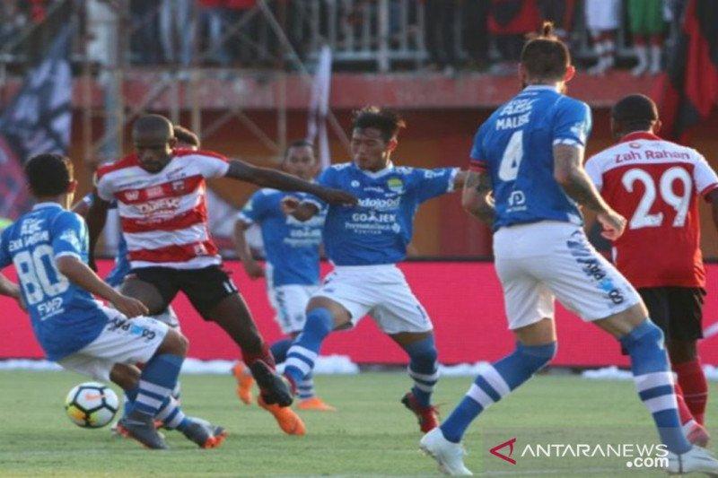 Madura United akan jamu Persib Bandung di Stadion Bangkalan