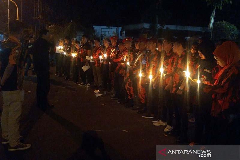 Sapma PP Banyumas ajak generasi muda mempertahankan ideologi Pancasila