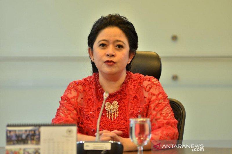 Puan Maharani resmi  Ketua DPR RI periode 2019-2024