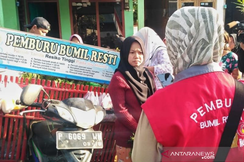 Penjual Sayur Di Banyuwangi Bantu Buru Ibu Hamil Berisiko Tinggi Antara News