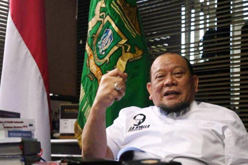 La Nyalla Mattalitti, dari Ketua PSSI hingga menjadi anggota DPD