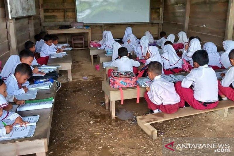 Dinas Pendidikan  Palembang evaluasi ujian SD