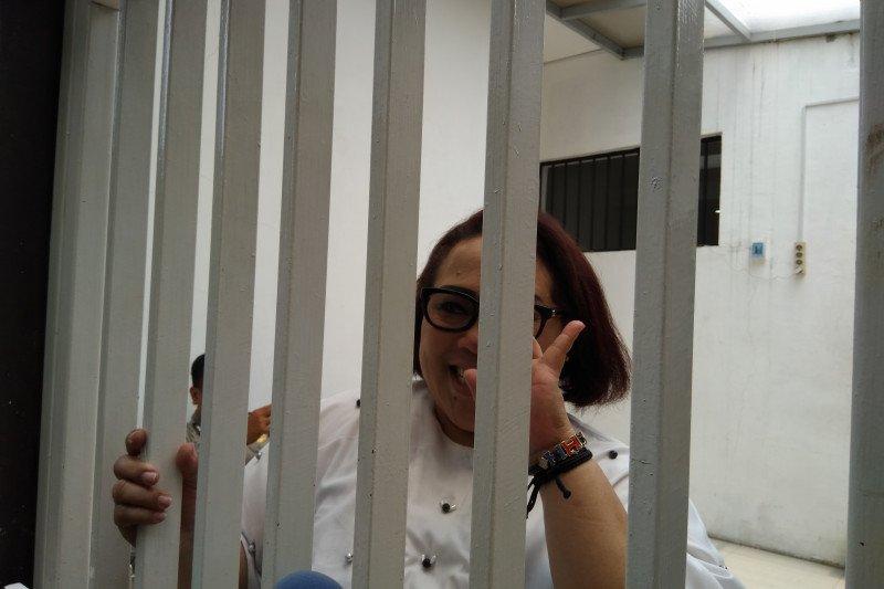 Aktivitas Nunung selama direhabilitasi