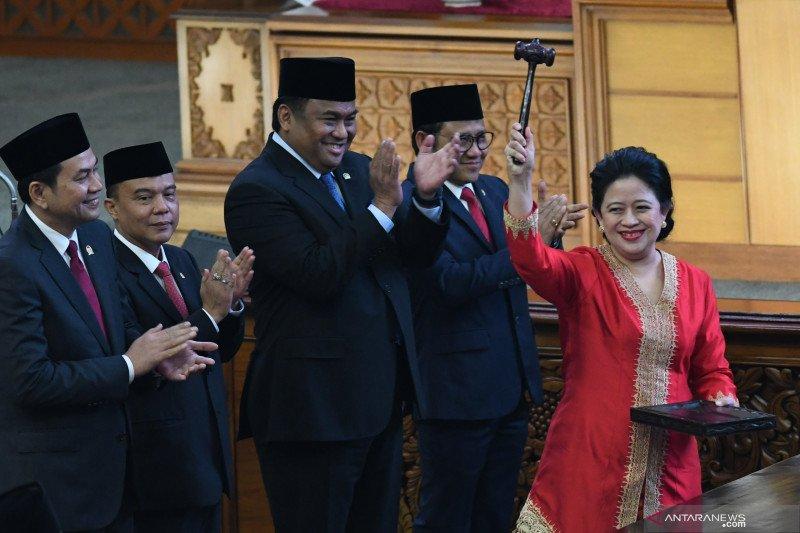 Puan: DPR bisa menjadi lembaga legislatif yang modern