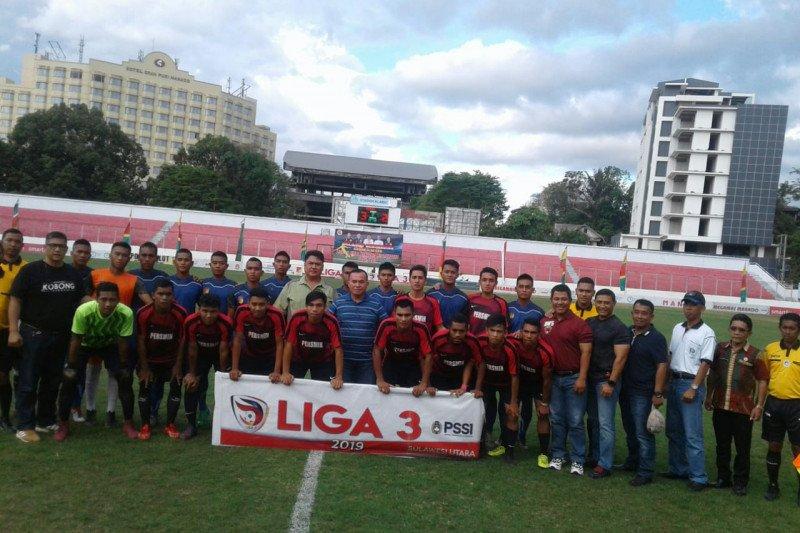 Pangdam XIII/Merdeka berharap lahir pemain muda potensial di Liga 3