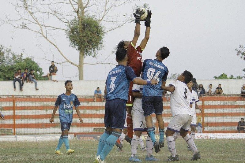 Persiku Junior lolos ke babak semifinal Piala Soeratin U-17