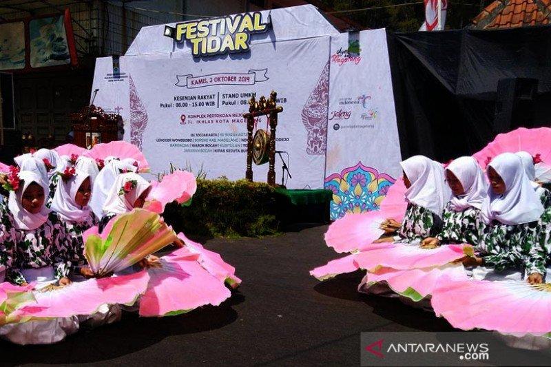 Pemkot Magelang promosi wisata lewat Festival Tidar