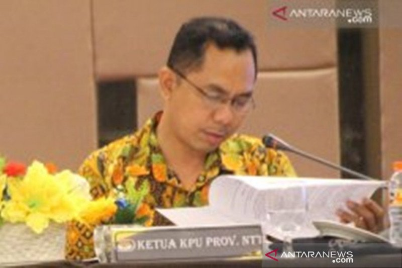 KPU NTT: 10 Oktober semua daerah tandatangani NPHD