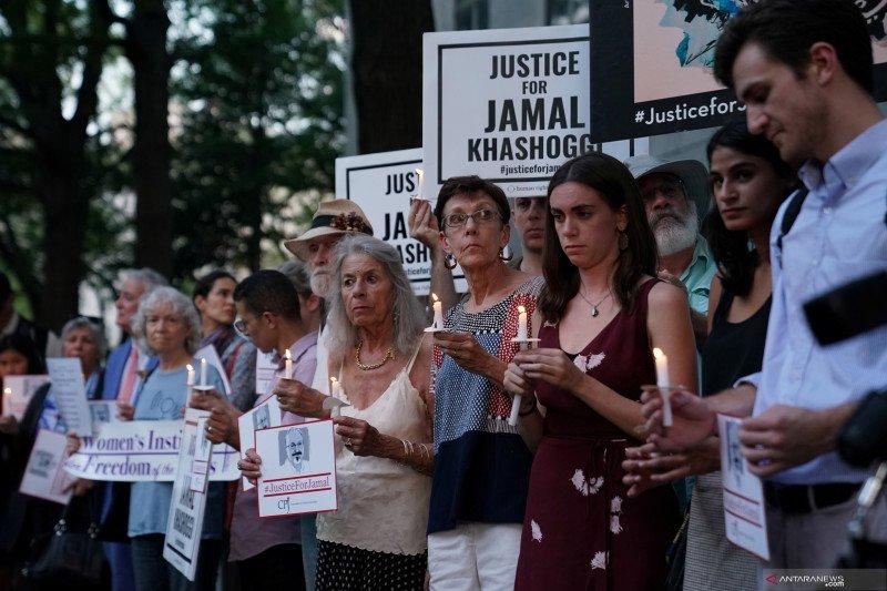 Keluarga Khashoggi memaafkan pelaku pembunuhan ayah mereka