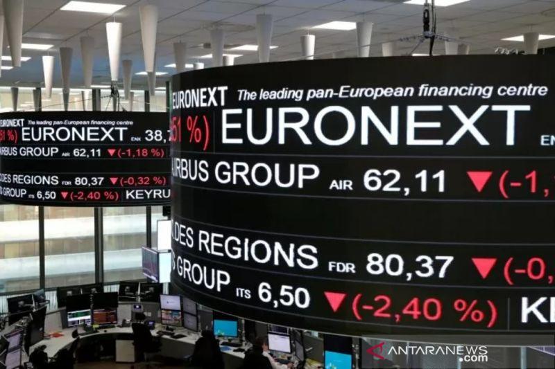 Saham Prancis turun, dengan indeks CAC 40 menyusut 0,19 persen