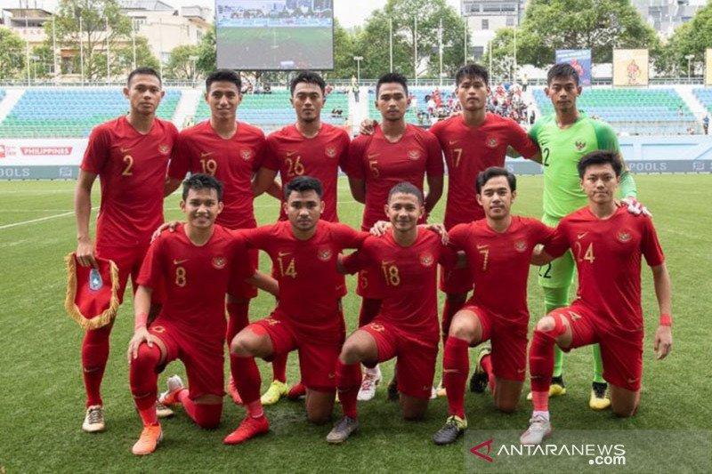Indonesia bakal se-grup dengan Thailand dan Vietnam di SEA Games 2019