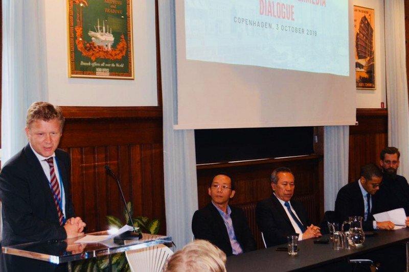 RI-Denmark berupaya atasi ujaran kebencian, intoleransi, ekstrimisme
