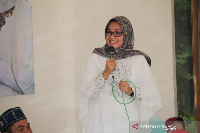 Mantan pimpinan DPRD Lampung Timur Ela Nuryamah akan perjuangkan isu perlindungan perempuan di DPR