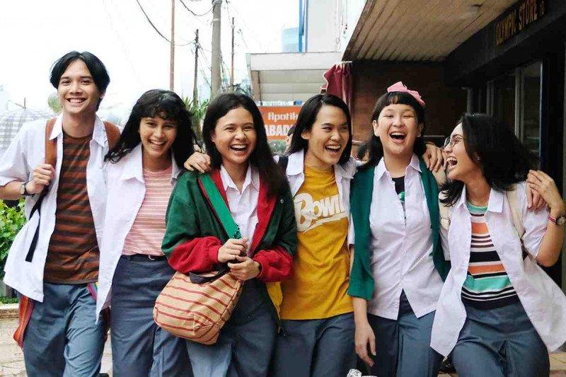 "Film ""Bebas"" mengenang remaja Jakarta era 1990-an"