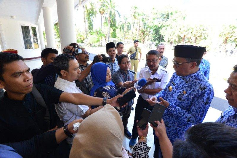 Gubernur : Bendungan Sulsel siap jadi penyangga pangan nasional