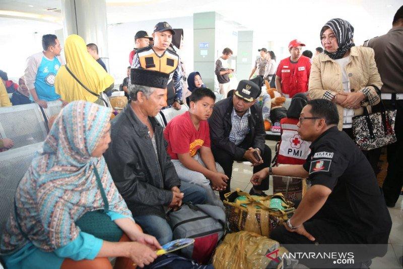 Pj Wali Kota Makassar sambut 55 pengungsi dari Wamena