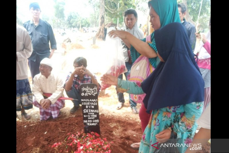 Kisah Yadi sempat minta maaf sebelum tewas saat demo rusuh