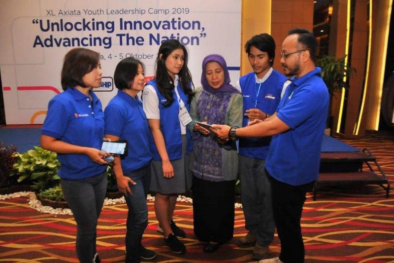 100 siswa SMA/SMK ikuti XL Axiata Youth Leadership Camp 2019 di Yogyakarta