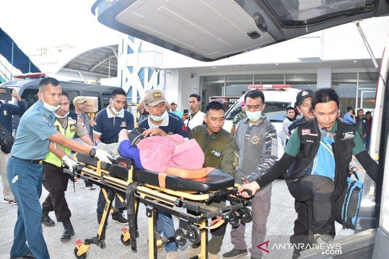 Pengungsi Wamena tiba di Makassar