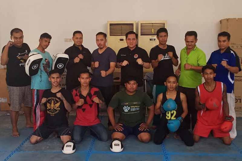 MMA NJFC Bartim resmi dibentuk dan siap mencari petarung berbakat