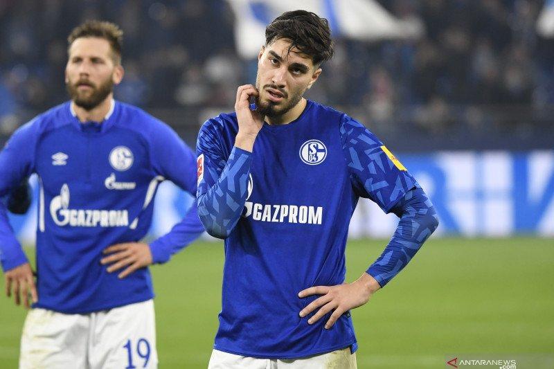 Schalke gagal raih kemenangan beruntun kelima